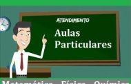 Aulas particulares de Matemática, Física e Química