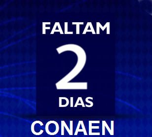 A dois dias do CONAEN, veja quais são as palestras da próxima segunda-feira.