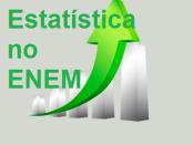 estatística no Enem
