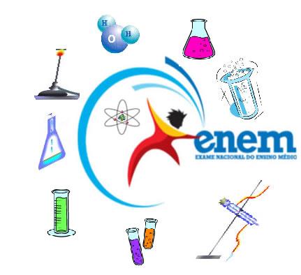 O que mais cai na prova do Enem em Química?
