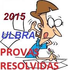 Prova Comentada Ulbra 2015 - Matemática
