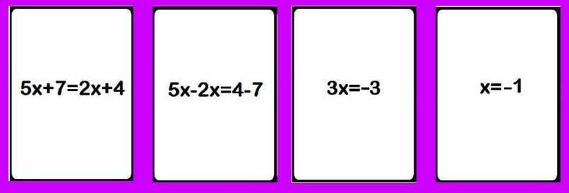 Como resolver Equação do Primeiro grau
