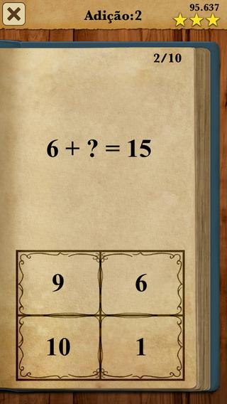 rei da matematica