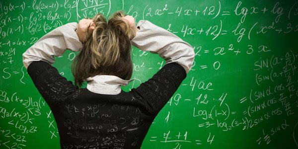 Não consigo entender matemática