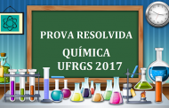 Resolução da Prova de Química UFRGS 2017