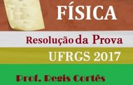 Resolução da Prova de Física UFRGS 2017