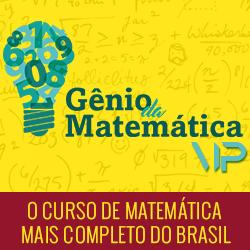 Curso online de matemática